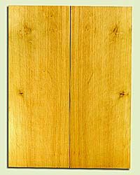 "YCSB33294 - Alaska Yellow Cedar, Acoustic Guitar Soundboard, Classical Size, Fine Grain Salvaged Old Growth, Excellent Color, Outstanding Guitar Wood, 2 panels each 0.16"" x 7.75"" x 21.75"", S2S"