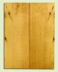 "YCSB33295 - Alaska Yellow Cedar, Acoustic Guitar Soundboard, Classical Size, Fine Grain Salvaged Old Growth, Excellent Color, Outstanding Guitar Wood, 2 panels each 0.16"" x 7.75"" x 21.75"", S2S"