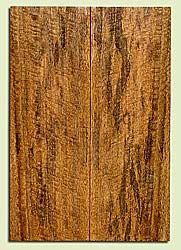 "MGES33324 - Mango, Solid Body Guitar Drop Top Set, Med. to Fine Grain, Excellent Color& Curl, GreatGuitar Wood, 2 panels each 0.25"" x 7.5"" x 21.875"", S2S"