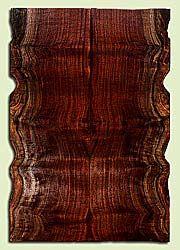"WAES33347 - Claro Walnut, Solid Body Guitar Drop Top Set, Med. to Fine Grain, Excellent Color& Contrast, GreatGuitar Wood, 2 panels each 0.23"" x 6.375 to 7"" x 20.125"", S2S"