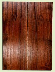 "WAES33364 - Claro Walnut, Solid Body Guitar Drop Top Set, Med. to Fine Grain, Excellent Color& Contrast, GreatGuitar Wood, 2 panels each 0.21"" x 7.875"" x 21.5"", S2S"