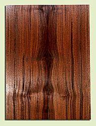 "WAES33367 - Claro Walnut, Solid Body Guitar Drop Top Set, Med. to Fine Grain, Excellent Color& Contrast, GreatGuitar Wood, 2 panels each 0.2"" x 8"" x 21.5"", S2S"