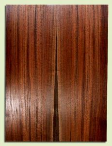 "WAES33371 - Claro Walnut, Solid Body Guitar Drop Top Set, Med. to Fine Grain, Excellent Color& Contrast, GreatGuitar Wood, 2 panels each 0.2"" x 8.125"" x 21.75"", S2S"