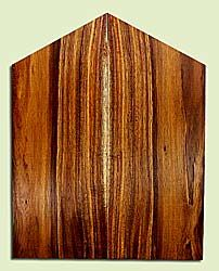 "KOES33543 - Koa, Solid Body Guitar Fat Drop Top Set, Med. to Fine Stripey Grain, Excellent Color & Curl, Rare Guitar Wood, 2 panels each 0.38"" x 8"" x 16.25 to 20.5"", S2S"