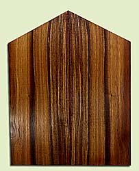 "KOES33545 - Koa, Solid Body Guitar Fat Drop Top Set, Med. to Fine Stripey Grain, Excellent Color & Curl, Rare Guitar Wood, 2 panels each 0.48"" x 8"" x 16.25 to 20.5"", S2S"