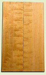 "DFES04131 - Curly Old Growth Douglas Fir Drop Top Set, Good Figure, 3/4 Sawn, Bass or Strat size.  2 panels each  .24"" x 7"" x 24""  S1S   Superior Guitar Wood"