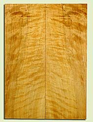 """CDES41909 - Port Orford Cedar, Solid Body Guitar Drop Top Set, Med. to Fine Grain Salvaged Old Growth, Excellent Color& Curl, Amazing Guitar Wood, 2 panels each 0.29"""" x 8.375"""" x 23.875"""", S2S"""