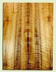 "MYES42008 - Myrtlewood, Solid Body Guitar Drop Top Set, Med. to Fine Grain, Excellent Color& Curl, GreatGuitar Wood, 2 panels each 0.29"" x 7.75"" x 21.25"", S2S"