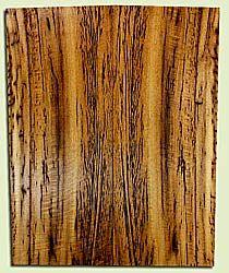 "MYES42018 - Myrtlewood, Solid Body Guitar Drop Top Set, Med. to Fine Grain, Excellent Color& Curl, GreatGuitar Wood, 2 panels each 0.29"" x 8.5"" x 21.5"", S2S"