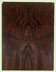 "WAES42078 - Claro Walnut, Solid Body Guitar Drop Top Set, Salvaged from Commercial Grove, Excellent Color, Eco-Friendly Guitar Tonewood, Note: Bark inclusions, 2 panels each 0.18"" x 8"" x 21.125"", S2S"