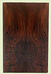 "WAES42093 - Claro Walnut, Solid Body Guitar Drop Top Set, Salvaged from Commercial Grove, Excellent Color, Eco-Friendly Guitar Tonewood, Note:  Bark inclusions, 2 panels each 0.25"" x 7.75"" x 23.875"", S2S"