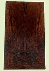 "WAES42096 - Claro Walnut, Solid Body Guitar Drop Top Set, Salvaged from Commercial Grove, Excellent Color, Eco-Friendly Guitar Tonewood, Note:  Bark inclusions, 2 panels each 0.26"" x 6.5 to 7.25"" x 23.375"", S2S"