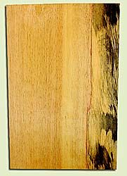"SGEB42137 - Sugar Pine One Piece, Solid Body Guitar or Bass Body Blank, Fine Grain Salvaged Old Growth, Excellent Color, Great Guitar Wood, 1 panels each 1.86"" x 15.25 to 16"" x 23.5"", S2S"