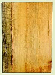 "SGEB42140 - Sugar Pine One Piece, Solid Body Guitar or Bass Body Blank, Fine Grain Salvaged Old Growth, Excellent Color, Great Guitar Wood, 1 panels each 2.06"" x 14.75 to 15.5"" x 23"", S2S"