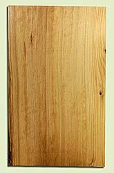 "CDEB42394 - Port Orford Cedar, Solid Body Guitar Body Blank, Med. to Fine Grain, Excellent Color, Highly Resonant Guitar Wood, Knot out of layout, 1 panels each 1.9"" x 14"" x 23"", S2S"