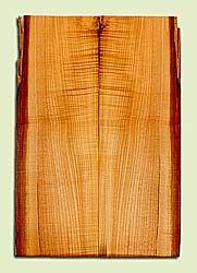 "MAES42417 - Western Big Leaf Maple, Solid Body Guitar Drop Top Set, Med. to Fine Grain, Excellent Color& Curl, GreatGuitar Wood, 2 panels each 0.26"" x 7.125"" x 20"", S2S"