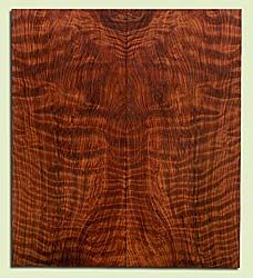 "RWES42778 - Redwood, Solid Body Guitar Fat Drop Top Set, Very Fine Grain Salvaged Old Growth, Excellent Color & Curl, Exquisite Guitar Wood, 2 panels each 0.4"" x 8.75"" x 19.875"", S2S"