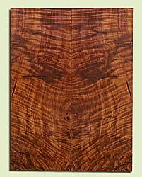 "RWES42780 - Redwood, Solid Body Guitar Fat Drop Top Set, Very Fine Grain Salvaged Old Growth, Excellent Color & Curl, Exquisite Guitar Wood, Minor End Checks, 2 panels each 0.45"" x 8.625"" x 22.625"", S2S"