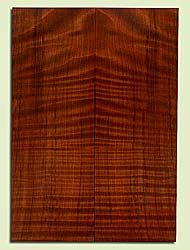 """RWES42781 - Redwood, Solid Body Guitar Fat Drop Top Set, Very Fine Grain Salvaged Old Growth, Excellent Color& Curl, ExquisiteGuitar Wood, 2 panels each 0.47"""" x 7.75"""" x 22"""", S2S"""