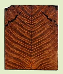 """RWES42798 - Redwood, Solid Body Guitar Drop Top Set, Very Fine Grain Salvaged Old Growth, Excellent Color& Curl, ExquisiteGuitar Wood, Minor End Checks, 2 panels each 0.27"""" x 8.25"""" x 19.875"""", S2S"""