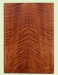 "RWES42908 - Redwood, Solid Body Guitar Drop Top Set, Very Fine Grain Salvaged Old Growth, Excellent Color & Curl, Exquisite Guitar Wood, 2 panels each 0.28"" x 8"" x 22.625"", S2S"