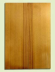 "CDSB42935 - Port Orford Cedar, Acoustic Guitar Soundboard, Dreadnought Size, Very Fine Grain, Excellent Color& Curl, Highly ResonantGuitar Wood, Note: VG, 2 panels each 0.89"" x 8.25"" x 23.875"", S2S"