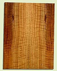 """CDSB42939 - Port Orford Cedar, Acoustic Guitar Soundboard, Dreadnought Size, Med. Grain, Excellent Color& Curl, Highly ResonantGuitar Wood, Note: check and soft spot, 2 panels each 0.92"""" x 9"""" x 23.875"""", S2S"""