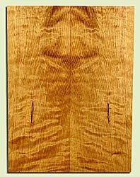 "CDSB42946 - Port Orford Cedar, Acoustic Guitar Soundboard, Dreadnought Size, Med. to Fine Grain, Excellent Color& Figure, Highly ResonantGuitar Wood, 2 panels each 0.18"" x 8.625"" x 23.25"", S2S"
