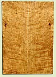 "CDSB42950 - Port Orford Cedar, Acoustic Guitar Soundboard, Dreadnought Size, Med. to Fine Grain, Excellent Color& Figure, Highly ResonantGuitar Wood, 2 panels each 0.18"" x 8.25"" x 23.75"", S2S"