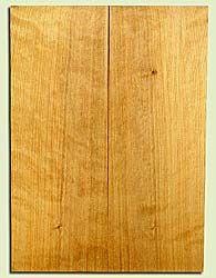 "CDSB42957 - Port Orford Cedar, Acoustic Guitar Soundboard, Dreadnought Size, Med. to Fine Grain, Excellent Color& Figure, Highly ResonantGuitar Wood, 2 panels each 0.18"" x 8.25"" x 22.625"", S2S"