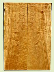 "CDSB42958 - Port Orford Cedar, Acoustic Guitar Soundboard, Dreadnought Size, Med. to Fine Grain, Excellent Color& Figure, Highly ResonantGuitar Wood, 2 panels each 0.18"" x 8.25"" x 23.625"", S2S"