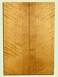 "CDSB42973 - Port Orford Cedar, Acoustic Guitar Soundboard, Dreadnought Size, Med. to Fine Grain, Excellent Color& Figure, Highly ResonantGuitar Wood, 2 panels each 0.18"" x 8.25"" x 23.875"", S2S"
