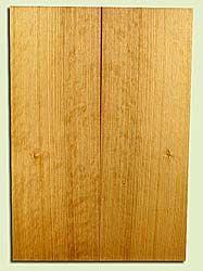 "CDSB42976 - Port Orford Cedar, Acoustic Guitar Soundboard, Dreadnought Size, Med. to Fine Grain, Excellent Color& Figure, Highly ResonantGuitar Wood, 2 panels each 0.18"" x 8.25"" x 23.625"", S2S"