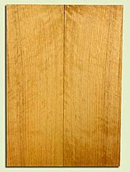"CDSB42977 - Port Orford Cedar, Acoustic Guitar Soundboard, Dreadnought Size, Med. to Fine Grain, Excellent Color& Figure, Highly ResonantGuitar Wood, 2 panels each 0.18"" x 8.25"" x 23.625"", S2S"