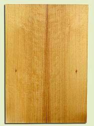 "CDSB42979 - Port Orford Cedar, Acoustic Guitar Soundboard, Dreadnought Size, Med. to Fine Grain, Excellent Color& Figure, Highly ResonantGuitar Wood, 2 panels each 0.18"" x 8.25"" x 23.625"", S2S"