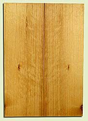 "CDSB42983 - Port Orford Cedar, Acoustic Guitar Soundboard, Dreadnought Size, Med. to Fine Grain, Excellent Color & Figure, Highly Resonant Guitar Wood, 2 panels each 0.18"" x 8.125"" x 23.625"", S2S"