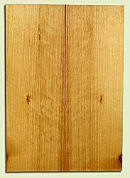 "CDSB42983 - Port Orford Cedar, Acoustic Guitar Soundboard, Dreadnought Size, Med. to Fine Grain, Excellent Color& Figure, Highly ResonantGuitar Wood, 2 panels each 0.18"" x 8.125"" x 23.625"", S2S"