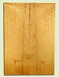 "CDSB42989 - Port Orford Cedar, Acoustic Guitar Soundboard, Dreadnought Size, Med. to Fine Grain, Excellent Color& Figure, Highly ResonantGuitar Wood, 2 panels each 0.18"" x 8.25"" x 23.5"", S2S"