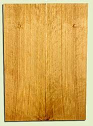 "CDSB42990 - Port Orford Cedar, Acoustic Guitar Soundboard, Dreadnought Size, Med. to Fine Grain, Excellent Color & Figure, Highly Resonant Guitar Wood, 2 panels each 0.18"" x 8.25"" x 23.5"", S2S"