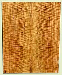 "CDSB43106 - Port Orford Cedar, Acoustic Guitar Soundboard, Dreadnought Size, Med. to Fine Grain, Excellent Color & Figure, Highly Resonant Guitar Wood, 2 panels each 0.18"" x 9.125"" x 22.75"", S2S"