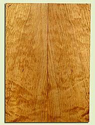 "CDSB43109 - Port Orford Cedar, Acoustic Guitar Soundboard, Dreadnought Size, Med. to Fine Grain, Excellent Color & Figure, Highly Resonant Guitar Wood, 2 panels each 0.18"" x 8.375"" x 23.75"", S2S"