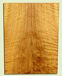 "CDSB43115 - Port Orford Cedar, Acoustic Guitar Soundboard, Dreadnought Size, Med. to Fine Grain, Excellent Color & Figure, Highly Resonant Guitar Wood, 2 panels each 0.18"" x 8.75"" x 22.875"", S2S"