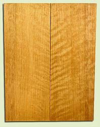 "CDSB43117 - Port Orford Cedar, Acoustic Guitar Soundboard, Dreadnought Size, Med. to Fine Grain, Excellent Color & Figure, Highly Resonant Guitar Wood, 2 panels each 0.18"" x 9"" x 23.5"", S2S"
