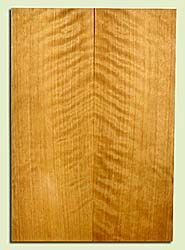 "CDSB43122 - Port Orford Cedar, Acoustic Guitar Soundboard, Dreadnought Size, Med. to Fine Grain, Excellent Color& Figure, Highly ResonantGuitar Wood, 2 panels each 0.18"" x 8.25"" x 23.75"", S2S"