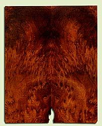 """RWES43368 - Redwood, Solid Body Guitar Drop Top Set, Salvaged Old Growth, Excellent Color & Burl, Eco-Friendly Guitar Tonewood, Note: There are checks in this set, 2 panels each 0.27"""" x 8"""" x 20.25"""", S2S"""