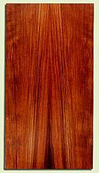 "RWES43521 - Redwood, Solid Body Guitar Fat Drop Top Set, Salvaged Old Growth, Excellent Color & Curl, Rare Guitar Wood, 2 panels each 0.41"" x 6.375"" x 23.875"", S2S"