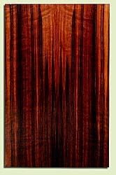 "RWES43523 - Redwood, Solid Body Guitar Fat Drop Top Set, Salvaged Old Growth, Excellent Color & Curl, Rare Guitar Wood, 2 panels each 0.43"" x 7.625"" x 23.875"", S2S"