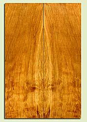 """CDES43546 - Port Orford Cedar, Solid Body Guitar Drop Top Set, Salvaged Old Growth, Excellent Color& Curl, OutstandingGuitar Wood, 2 panels each 0.28"""" x 7.875"""" x 23.5"""", S2S"""
