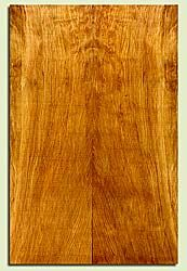 """CDES43555 - Port Orford Cedar, Solid Body Guitar Drop Top Set, Salvaged Old Growth, Excellent Color& Curl, OutstandingGuitar Wood, 2 panels each 0.24"""" x 7.75"""" x 23.625"""", S2S"""