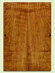 """CDES43562 - Port Orford Cedar, Solid Body Guitar Fat Drop Top Set, Med. to Fine Grain, Excellent Color, Highly ResonantGuitar Wood, 2 panels each 0.4"""" x 7.75"""" x 22.125"""", S2S"""